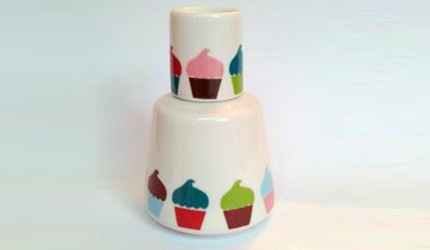 Moringa Cupcake