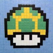 Quadro Mario Bros