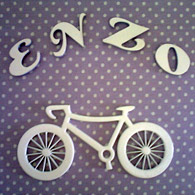 Quadro Tema Bicicleta