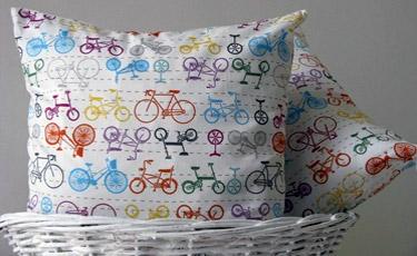 Capa para almofada bike