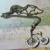Colar Bike Vintage