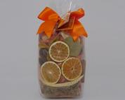 Pot-pourri laranja