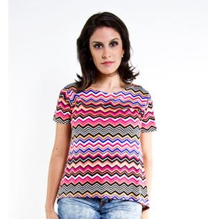 T-shirt mullet