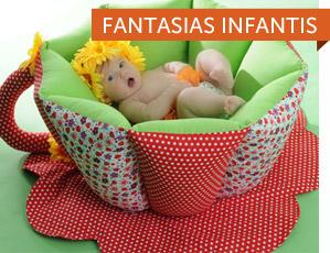 Fantasias Infantis
